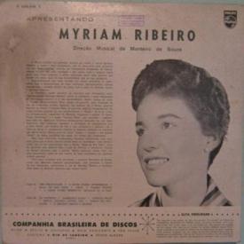 Myriam Ribeiro - Apresentando Myriam Ribeiro (1961) b