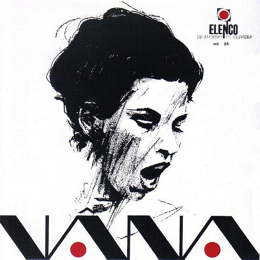 Nana Caymmi - Nana (1965, Elenco ME-25) a