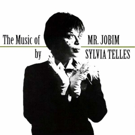 Sylvia Telles - The Music of Mr Jobim by Sylvia Telles (1965, Elenco MEV-5)