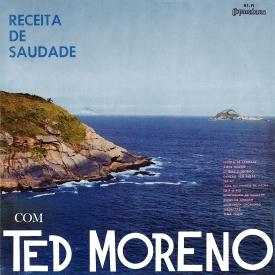 Ted Moreno - Receita de Saudade (1962) a