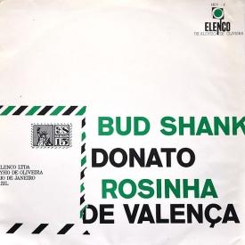 Various - Bud Shank Donato Rosinha (1965, Elenco MEV-8) a