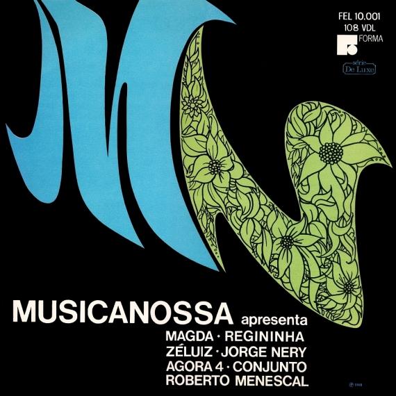 Various - Musicanossa (1968, Forma 108 VDL) a