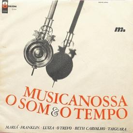 Various - Musicanossa O Som & O Tempo (1968, Odeon MOFB-3532) a