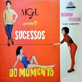 Aécio Flávio aka Antonino Pellicciari - MGL Apresenta Sucessos do Momento (1963)