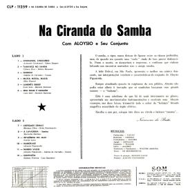 Aloísio Figueiredo - Na Ciranda do Samba (1962) b