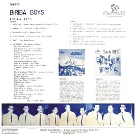 Biriba Boys - Biriba Boys Vol. 3 (1963) b
