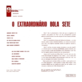Bola Sete - O Extraordinário Bola Sete (1962) b