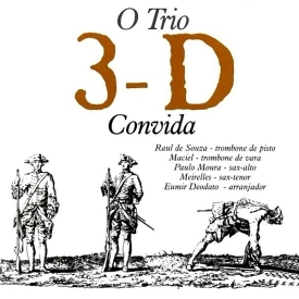 Conjunto 3-D - O Trio 3-D Convida (1965)
