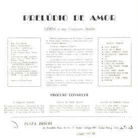 Copinha - Prelúdio de Amor (1959) b