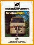 Frank Sinatra & Antonio Carlos Jobim - Stereo 8 (1969, 8-track tape) a