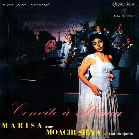 Marisa Gata Mansa & Moacyr Silva - Convite à Música (1958) a