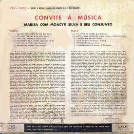 Marisa Gata Mansa & Moacyr Silva - Convite à Música (1958) b
