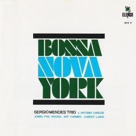 Sérgio Mendes - Bossa Nova York (1964, Elenco MEV-2) a