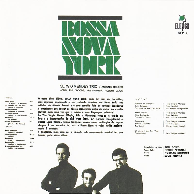 Sergio Mendes Trio, The Introducing Wanda De Sah With Rosinha De Valenca - Brasil '65