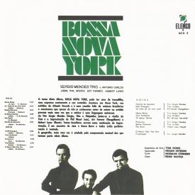 Sérgio Mendes - Bossa Nova York (1964, Elenco MEV-2) b