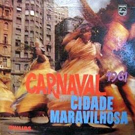 Various - Carnaval da Cidade Maravilhosa – 1961 (1961) a
