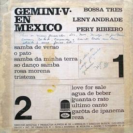 Various - Gemini V en Mexico (1967) b