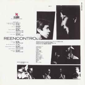 Various - Reencontro (1966, Elenco ME-31) b
