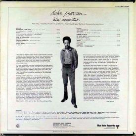 Duke Pearson - How Insensitive (1969) b