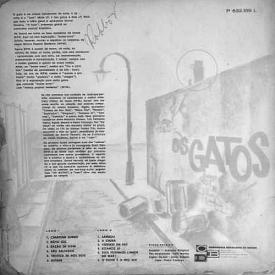 Os Gatos - Os Gatos (1964) b