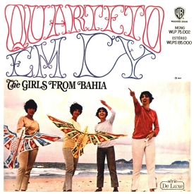 Quarteto em Cy - The Girls from Bahia (1967) a