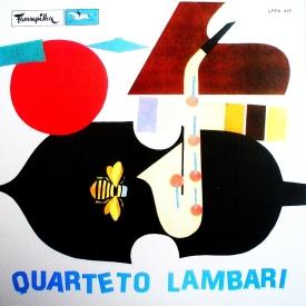 Quarteto Lambari - Quarteto Lambari (1966) a