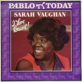 Sarah Vaughan - I Love Brazil (1977)