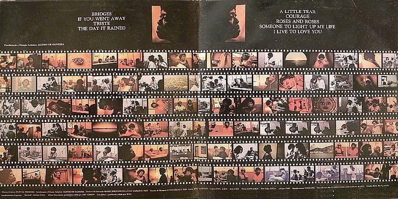 Sarah Vaughan - O Som Brasileiro de Sarah Vaughan (1978) b
