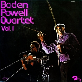 Baden Powell - Baden Powell Quartet Vol. 1 (1970)