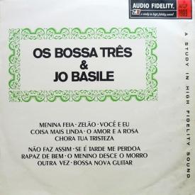 Bossa Três & Jo Basile - Os Bossa Três & Jo Basile (1963) a