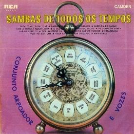 Conjunto Arpoador - Sambas de Todos os Tempos (1969)