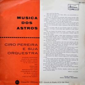 Cyro Pereira - Música dos Astros (1962) b