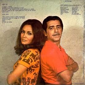 Dóris Monteiro & Miltinho - Doris, Miltinho e Charme Vol. 2 (1971) b