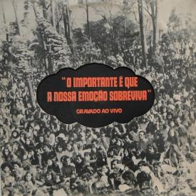 Eduardo Gudin, Márcia & Paulo César Pinheiro - O Importante é Que a Nossa Emoção Sobreviva (1975) a