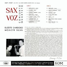 Elizeth Cardoso & Moacyr Silva - Sax – Voz (1960) b