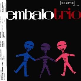 Embalo Trio - Embalo Trio (1965) a