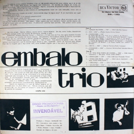 Embalo Trio - Embalo Trio (1965) b