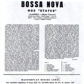 "Juarez Araújo - Bossa Nova do ""States"" (1962) b"
