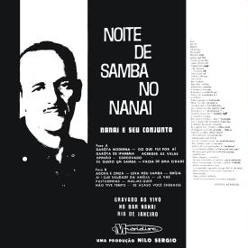 Nanai - Noite de Samba no Nanai (1965) b