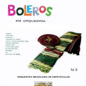 Orquestra Brasileira de Espetáculos - Boleros em Orquestra Vol. 2 (1962) a