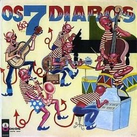 Os 7 Diabos - Os 7 Diabos (1963)