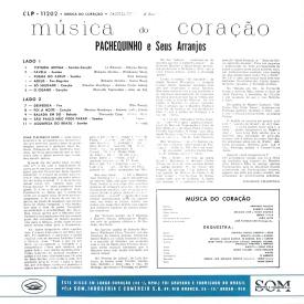 Pachequinho - Música do Coração (1961) b