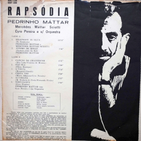 Pedrinho Mattar - Rapsódia (1966) b