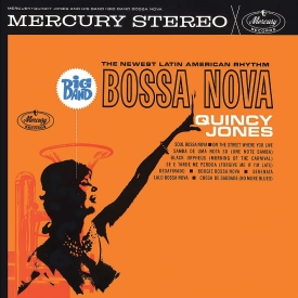 Quincy Jones - Big Band Bossa Nova (1962) a