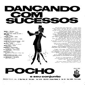 Ruben Perez 'Pocho' - Dançando com Sucessos (1960) b