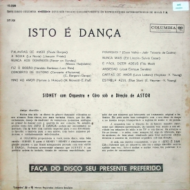 Sidney - Isto é Dança (1961) b