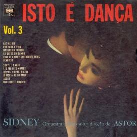 Sidney - Isto é Dança Vol. 3 (1963) a