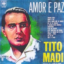 Tito Madi - Amor e Paz (1963)