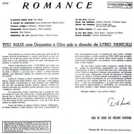 Tito Madi - Romance (1961) b