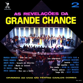 Various - As Revelações da Grande Chance No 2 (1968) a